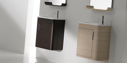 waschtisch mit unterschrank g ste wc. Black Bedroom Furniture Sets. Home Design Ideas