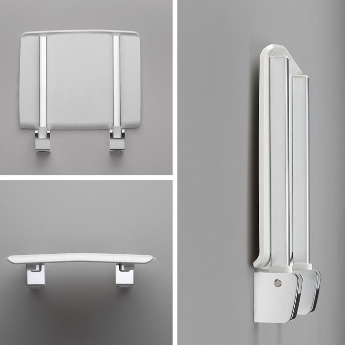 tiger boston comfort safety duschklappsitz. Black Bedroom Furniture Sets. Home Design Ideas