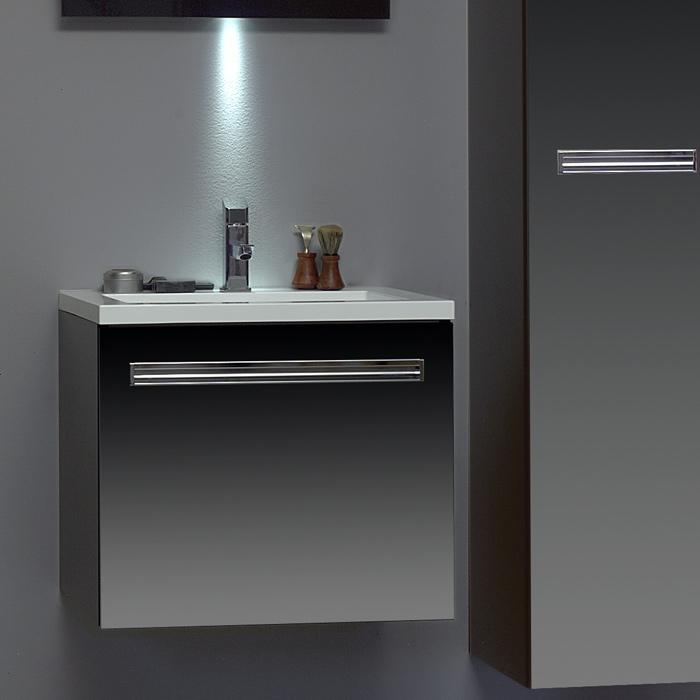 thebalux nera waschtisch mit einer schublade in div farben und aus. Black Bedroom Furniture Sets. Home Design Ideas