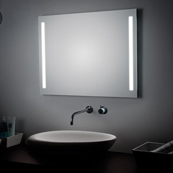koh i noor t5 spiegel mit beleuchtung seitlich integriert 160cm bre