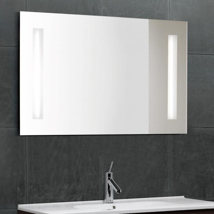 scanbad duett trend spiegel mit beleuchtung seitlich integriert 120x6. Black Bedroom Furniture Sets. Home Design Ideas