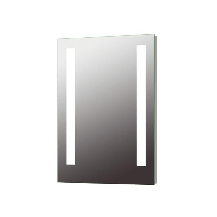 treos serie 604 spiegel mit integrierter beleuchtung 50x70cm. Black Bedroom Furniture Sets. Home Design Ideas