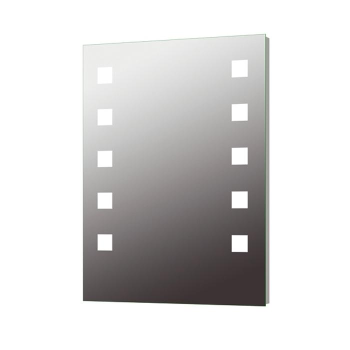 treos serie 605 spiegel mit integrierter beleuchtung 60x80cm. Black Bedroom Furniture Sets. Home Design Ideas