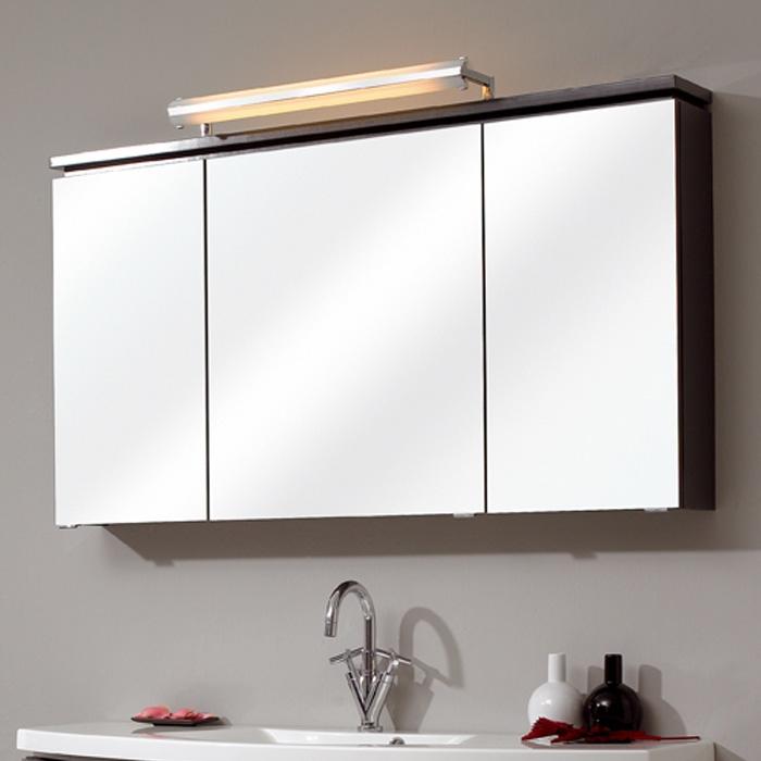 artiqua 811 block 2 waschtisch set 130 mit spiegelschrank. Black Bedroom Furniture Sets. Home Design Ideas