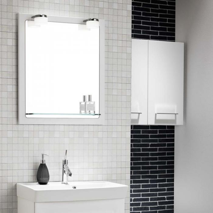 50 unique badspiegel mit led beleuchtung 80 x 60 pictures terrassenideen blog. Black Bedroom Furniture Sets. Home Design Ideas