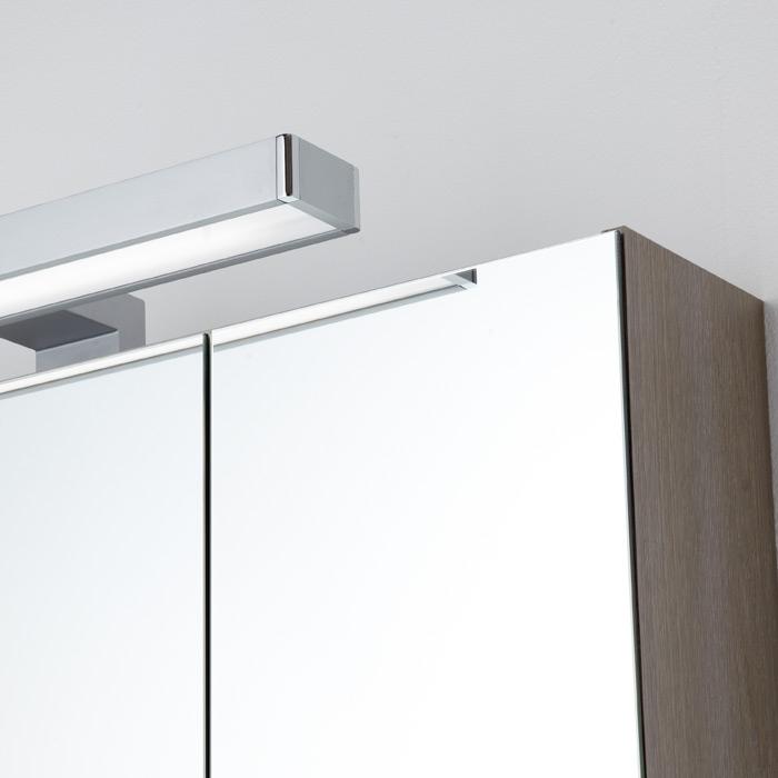 Scanbad Multo/Lotto XL Waschtisch Set 95 mit Spiegelschrank