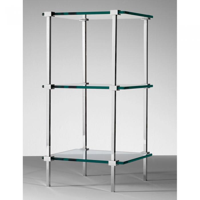 decor walther glasregal 35x30x67 5cm. Black Bedroom Furniture Sets. Home Design Ideas