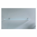 "Decor Walther ""Pure"" Glas-Ablage 40cm Edelstahl..."