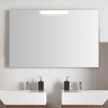 dansani luna spiegel mit eisglas lampe und sensor 120x80cm. Black Bedroom Furniture Sets. Home Design Ideas