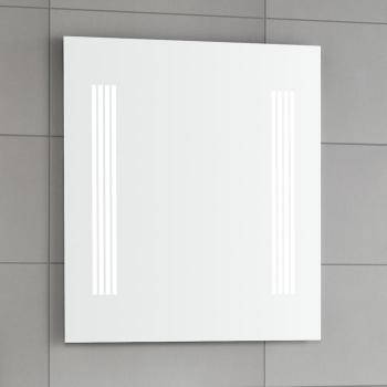 scanbad multo spiegel mit beleuchtung seitlich integriert. Black Bedroom Furniture Sets. Home Design Ideas