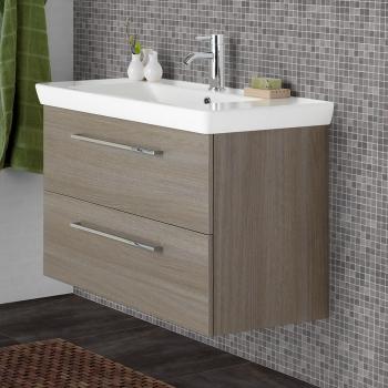 scanbad multo lotto xl waschtisch mit 2 schubladen 95. Black Bedroom Furniture Sets. Home Design Ideas